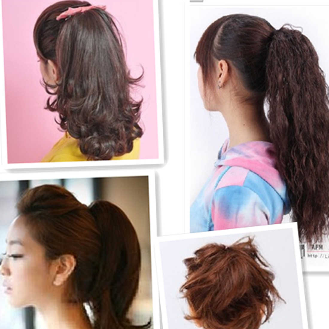 Detail Feedback Questions About Lady Girl Tools Volume Inserts Hair
