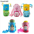 New Child Baby cartoon food feeding cup watter bottle thermal bag keep warm thermol thermos thermo storage insulation bag cover
