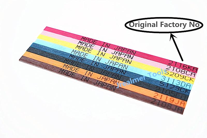 """""""Jrealmer CERATON 1004"""" keramikinio pluošto 1 * 4 * 100 mm - Abrazyviniai įrankiai - Nuotrauka 2"""
