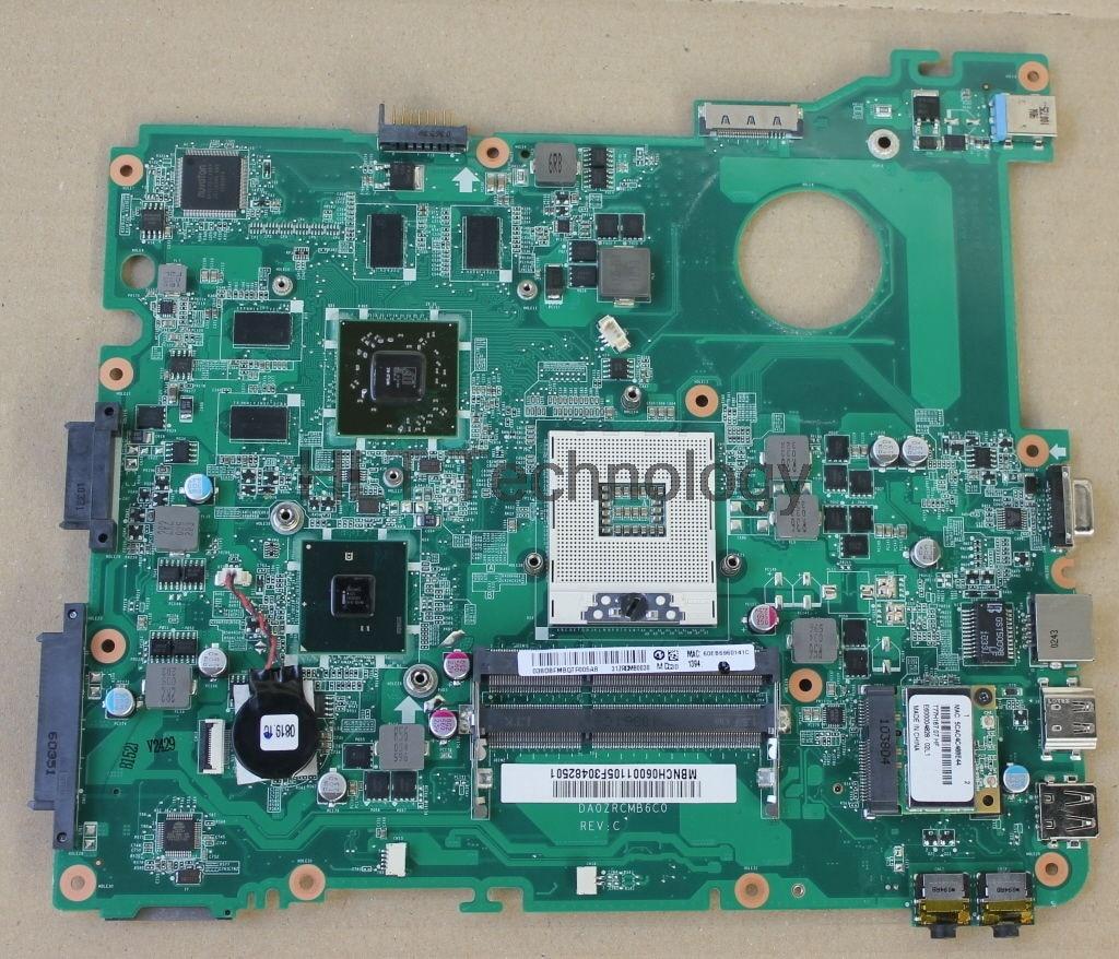 HOLYTIME Laptop Motherboard FOR font b ACER b font E732 E732Z MBNCH06001 DA0ZRCMB6C0 HM55 HD 5650M