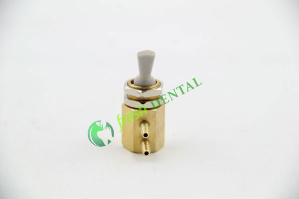 10PCS Dental 4 holes foot controller switch circle foot switch valve Toggle Switches Dental materials dental chair unit SL1263