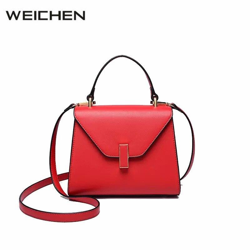 Designer Handbags High Quality 2017 Newest Fashion Red Small Women's Bags Shoulder Bag Crossbody Messenger Bags Ladies Handbag 2017 designer handbags high quality