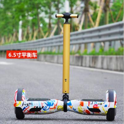 No Tax With Handle Hoverboard 2 Wheels Electric Self Balancing Scooter Portable Drift Smart Balance Skate Board