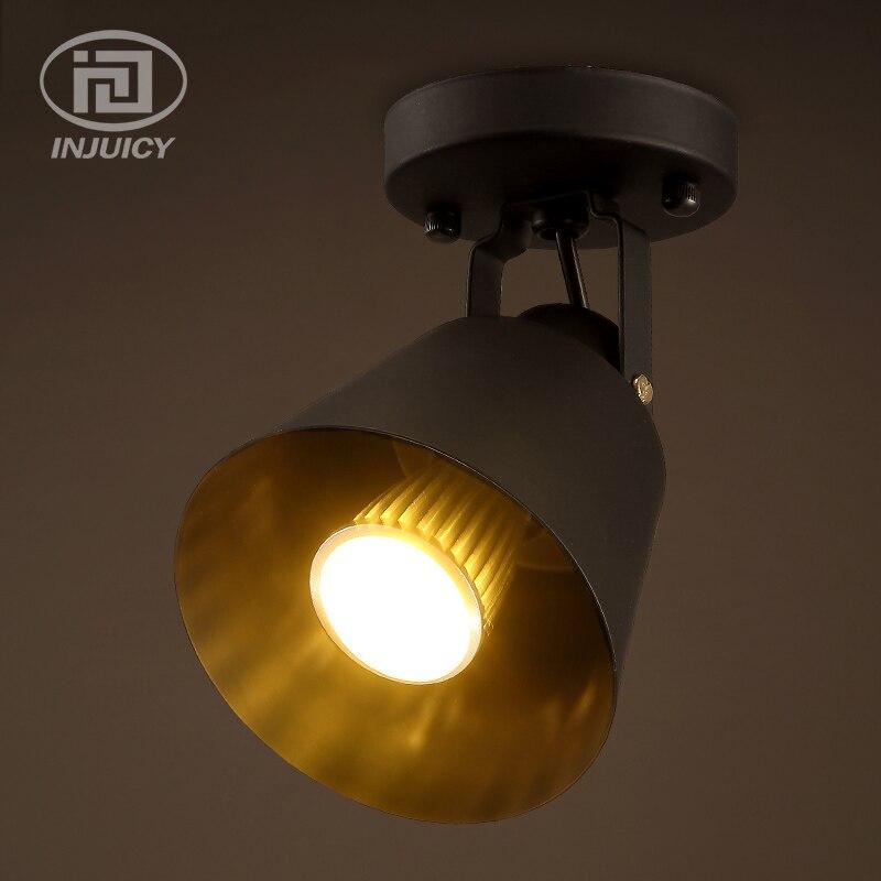 Светодиодный потолочный светильник путь света Ретро бар коридор снимает Ресторан потолоч ...