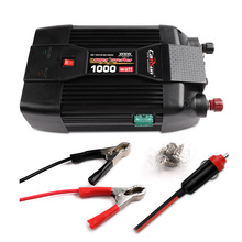 1000W Power Inverter DC 12V to AC 220V-240V Modified Sine Wave Power Inverter Car Converter with USB Charger Cigarette Lighter power inverter dc 12v 24v to ac 220v 230v 240v 3000w converter modified sine wave inverter