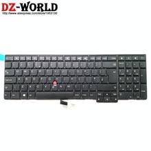 새로운 원래 GB 영국 레노버 Thinkpad P50S T560 W540 T540P W541 T550 W550S L540 L560 Teclado 04Y2377 04Y2455