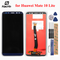 For Huawei Mate 10 Lite LCD Display Touch Screen Panel Digitizer Assembly LCD Screen Replacement For