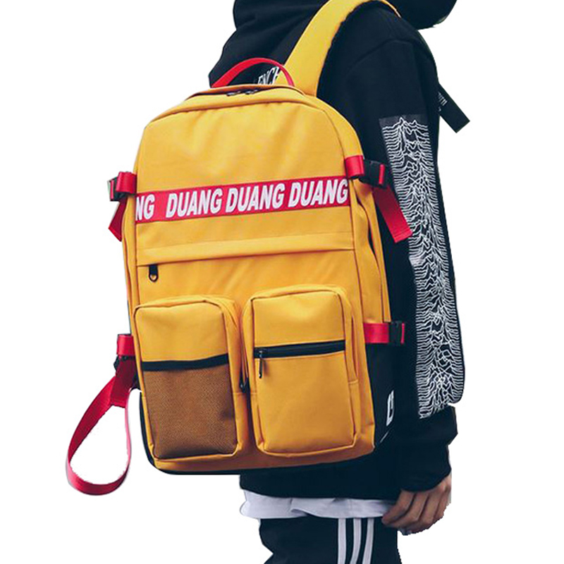 Fashion Backpack Laptop Teenagers Travel Large-Capacity Girls Japan Korea Women for DPP01