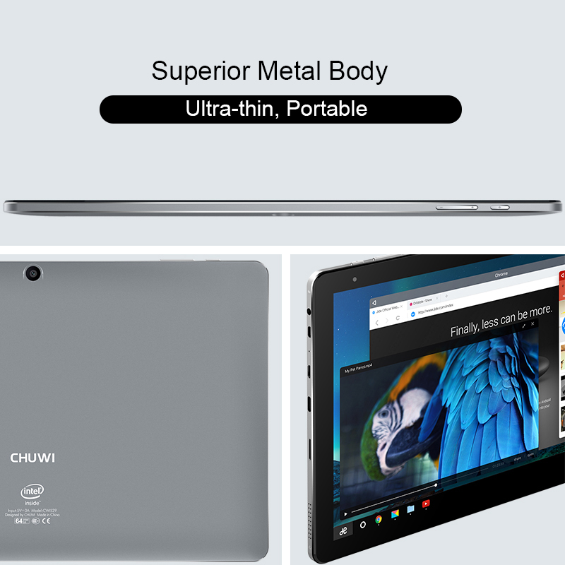 10 1 chuwi hi10 pro 2 in 1 tablet pc superior metal tablet for 10 in 1 table