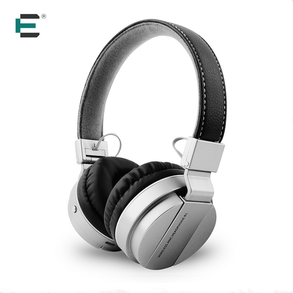Brands Shopping High quality Active Noise Cancelling Bluetooth Headphones Wireless Headset Headphones with Microphone/for phone mee audio matrix3 af68 stereo wireless bluetooth headphones with microphone active noise cancelling headset headphone for phone