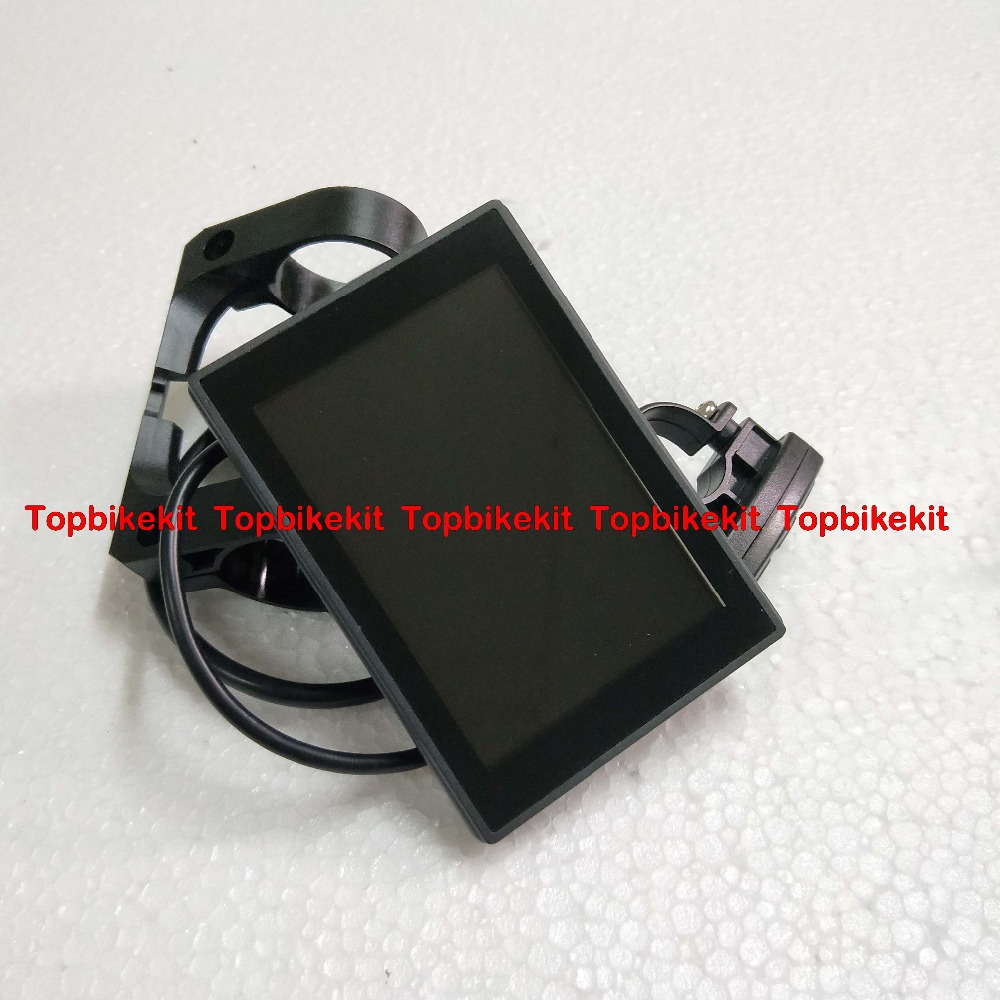 KT LCD8s LCD display meter for ebike with waterproof connector 10 (1)