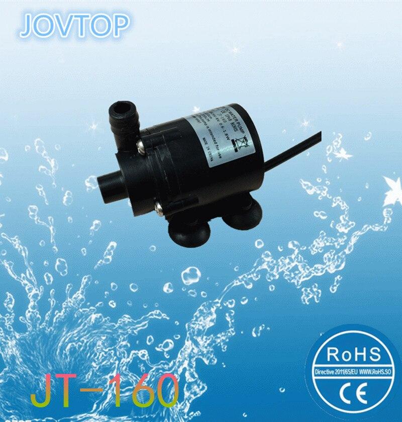 10PCS Mini Water Pump Fountain Vacuum Pump Miniature Submersible bomba de agua peristaltic bomba submersa Pumps