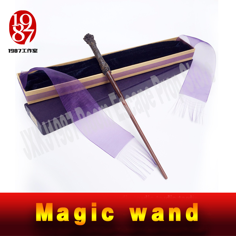 Newest Harry Potter Magic Wand Lord Voldemort Resin Wand Magical Stick Wand Cosplay Harry potter from JXKJ1987 room escape prop 2017 new arrival the elder wand harry potter magic wand with light cosplay prop film periphery collection child toy kids toys