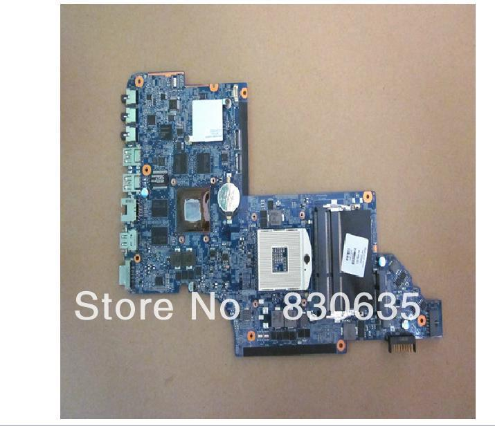 641489-001 lap DV6-6000 connect board connect with motherboard board 509450 001 lap connect with printer motherboard dv6 dv6 1000 full test lap connect board
