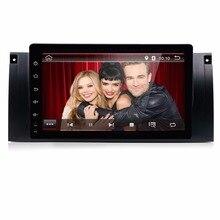 Android 6.0 Del Coche DVD GPS para BMW E39 Wifi 3G Quad 1024X600 Bluetooth