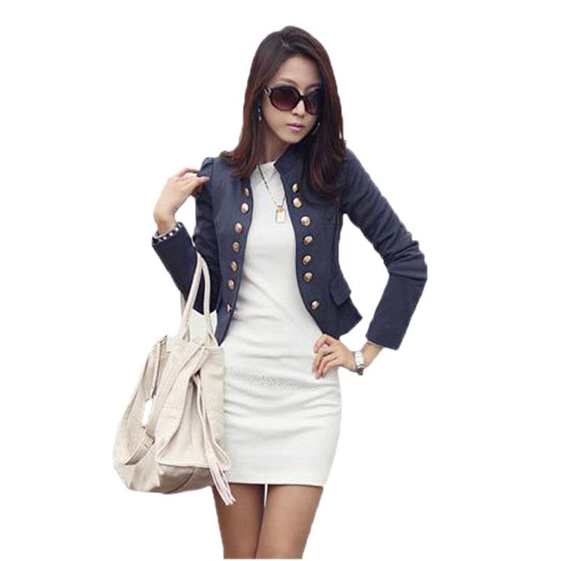 Popular Ladies Short Jackets-Buy Cheap Ladies Short Jackets lots ...