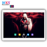Newest 3G 4G Android 7 0 Tablet PC Tab Pad 10 Inch IPS Octa Core 4GB