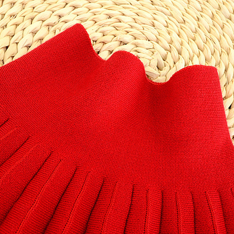 2017-Spring-autumn-winter-children-skirts-casual-color-red-black-skirts-for-girls-New-2T-10T-kids-girls-pleated-skirts-5
