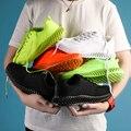 Отрубные мужские кроссовки  дышащие кроссовки для мужчин и женщин  флуоресцентные кроссовки  воздушная подушка  дешевая спортивная обувь