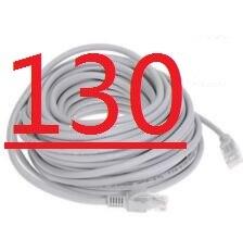 130 #2018 Cable de alta velocidad de 1000 m RJ45 CAT6 de red Ethernet de Cable LAN UTP Patch Router Cables
