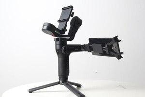 Image 5 - Telefoon Houder Voor Zhiyun Weebill Lab Kraan 3 Lab Hohem Isteady Pro Feiyu G6 Gimbal Zoeker Voor Smartphone Mount Statief beugel