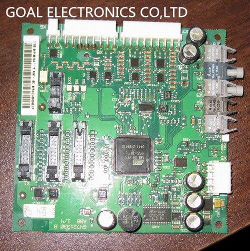 Teardown inverter ACS800 series motherboard AINT-02C and AINT-14C and AINT-24C acs 6172ve c1 2 industrial motherboard