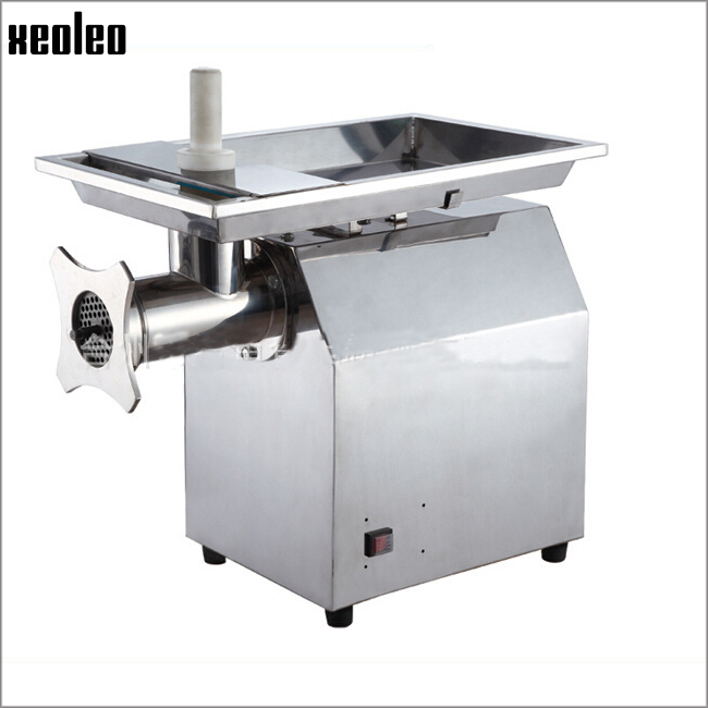 Commercial Electric Grinder Guards ~ Xeoleo commercial electric meat grinder stainless steel