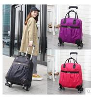 wheeled trolley bag Travel Luggage Bag carry on Rolling luggage bag Travel Boarding bag with wheel travel cabin luggage suitcase