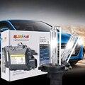 Bi xenón kit h1 12 V DC H1 35 W Lastre HID Xenon Conversion Kit Car Head Lights Lámparas 4300 K 6000 K 8000 K 10000 K Lámpara de Luz Fod