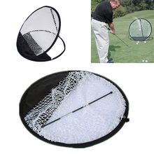 2019 Diameter 52 cm Golf Cutting practice net Chipping Net For Player to Practic