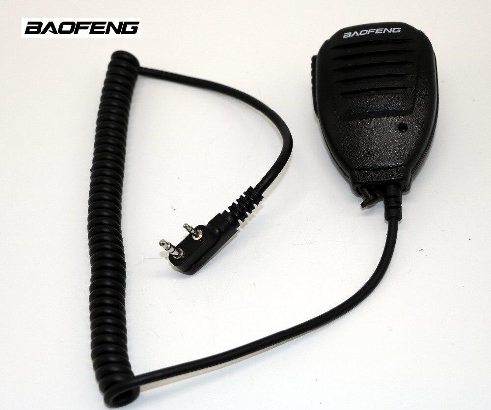Baofeng De Poche Microphone Haut-Parleur MICRO pour talkie walkie UV-5R Portable CB radio pour UV5R UV-B5 BF-888S UV-82