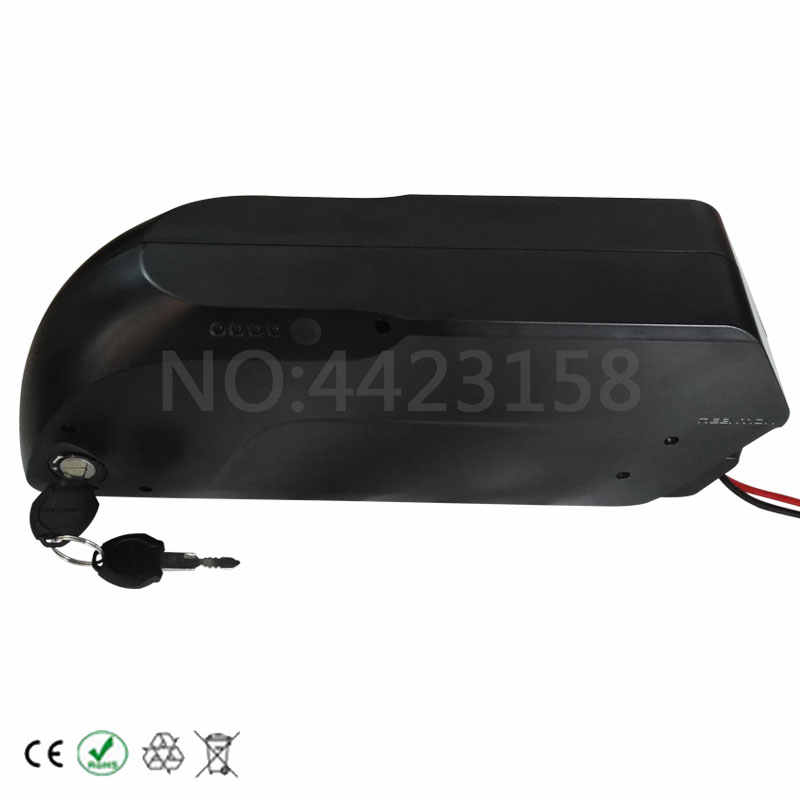 48V 8AH 9AH 10AH 11AH 12AH 13AH Electric Bicycle Lithium Battery Ebike 48V Battery with 30A BMS for 250W 500W 750W 1000W Motor