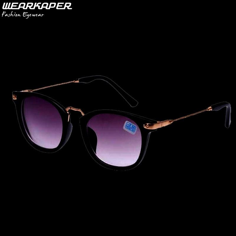 05093e7cd7 Nuevo acabado miopía gafas de sol, moda miopía marco y lente 100-400 grados  sol-1-1.5-2-2.5-3 -3.5-4