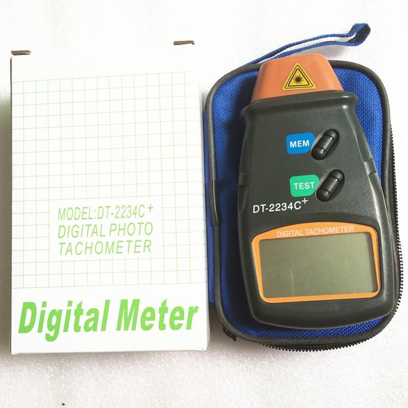 DT-2234C + tachimetro digitale velocità motore tachimetro digitale - Strumenti di misura - Fotografia 6