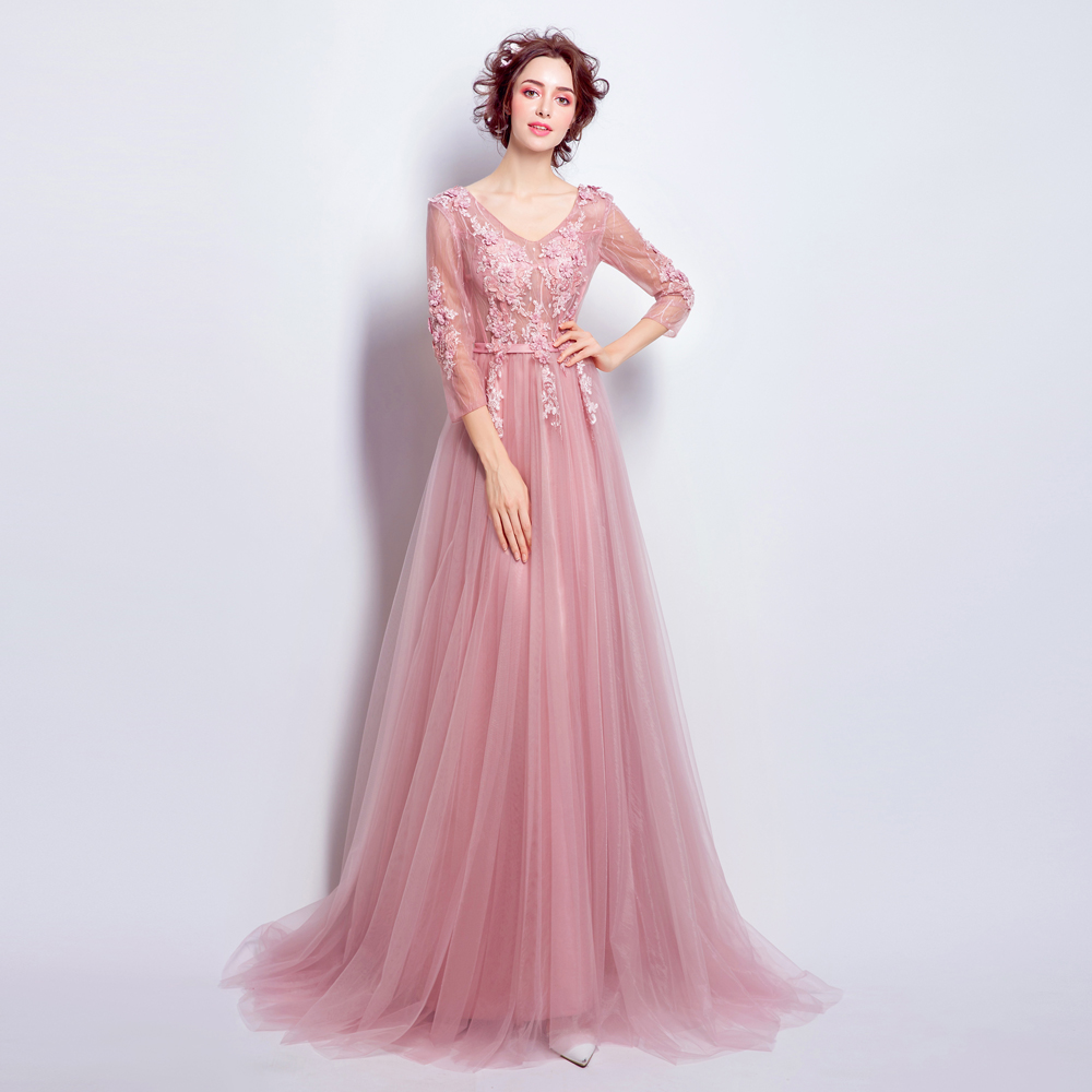 Ángel Vestido de Novia Matrimonio Pétalos de rosa de encaje de Novia ...