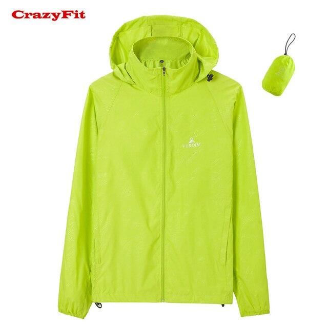 9c8b1a10a49b2 2018 Running Jacket For Women Jackets Waterproof Plus Size Sportswear Men Run  Coat Zipper Clothes Workout Spring Sport Jacket