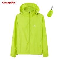 2018 Running Jacket For Women Jackets Waterproof Plus Size Sportswear Men Run Coat Zipper Clothes Workout Spring Sport Jacket