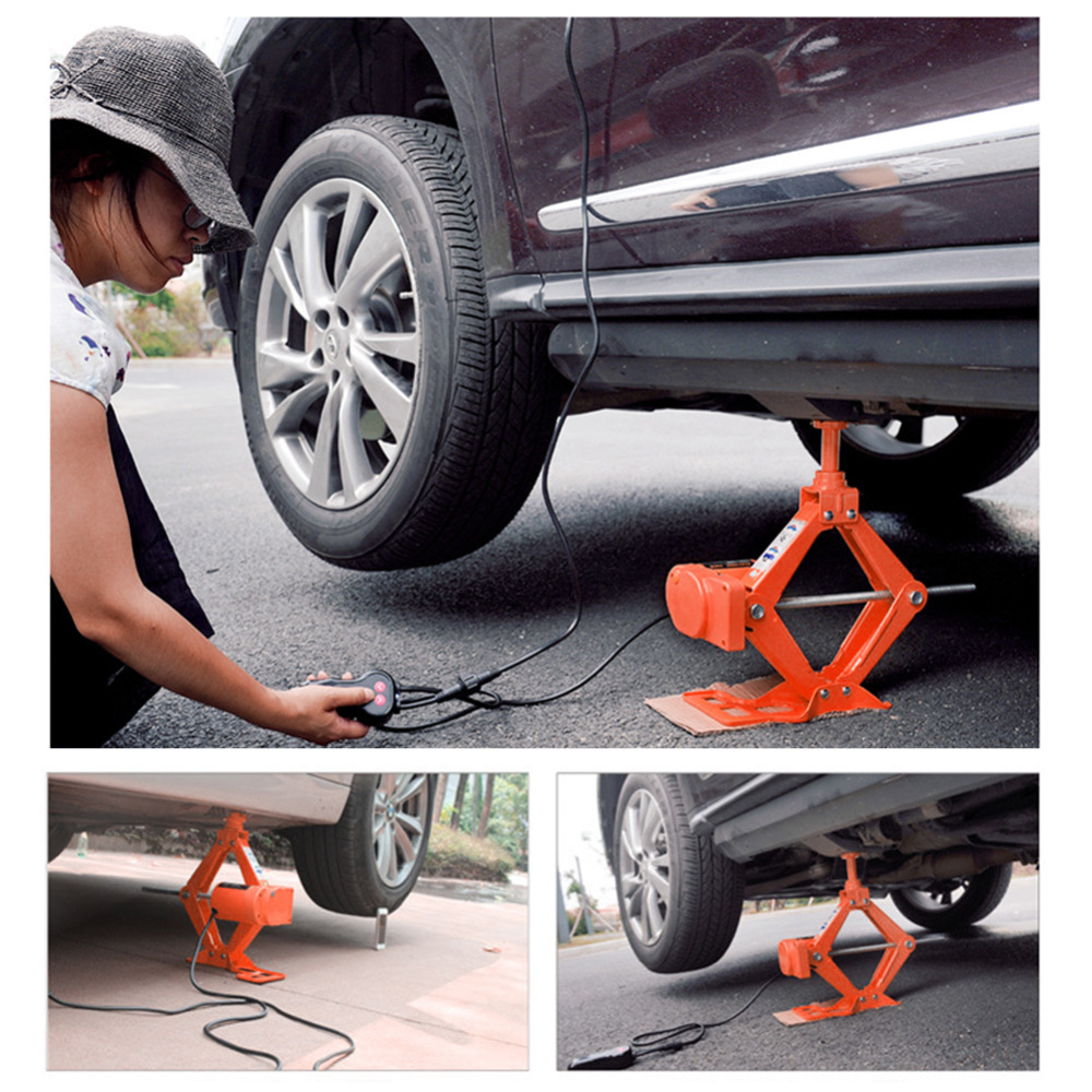 US $35 2 12% OFF|Portable 12V Car Jack 3Ton Electric Jack Auto Lift Scissor  Jack Lifting Machinisms Lift Jack MutiFunction on Aliexpress com | Alibaba
