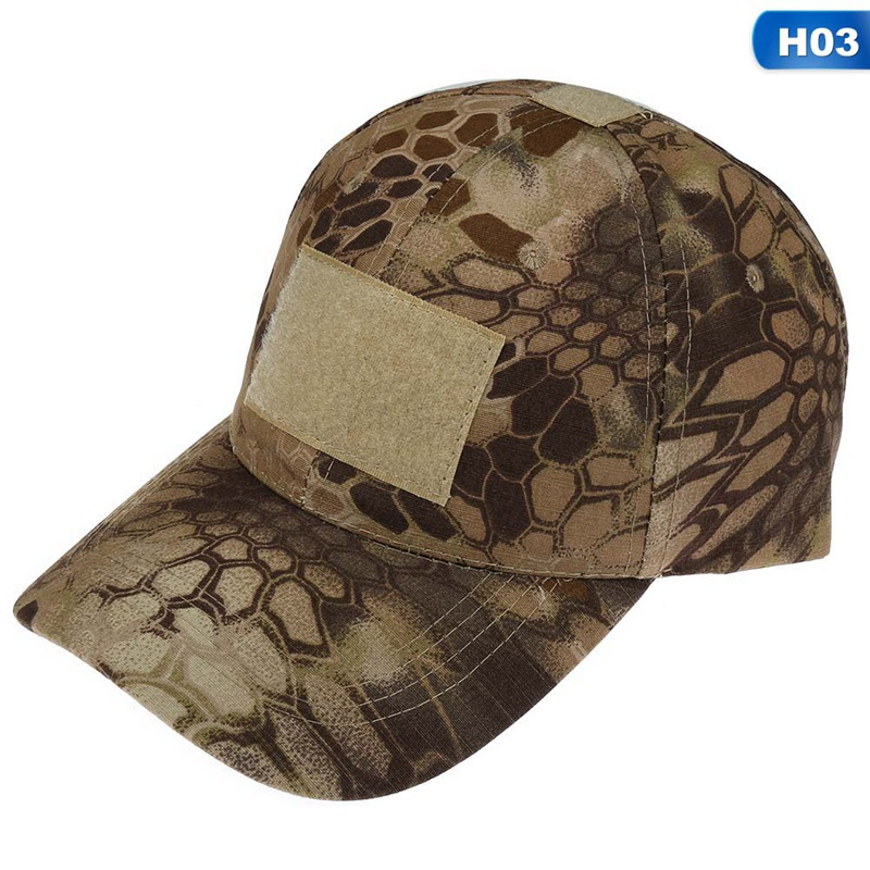 2018 Outdoor Sport Snapback Caps Camouflage Hat Simplicity Tactical Military Army Camo Hunting Cap Hat For Men Adult Cap aetrue brand men snapback caps women baseball cap bone hats for men casquette hip hop gorras casual adjustable baseball caps