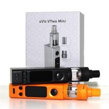 100% Original Joyetech eVic 220vtwo Mini Avec Cubis Pro Kit 75 W boîte Mod Temp Contrôle elektronik cigarette Jour Evic VTC Mini Kit