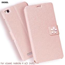 Original cover case for xiaomi redmi 4a case fashion book flip pu leather cell phone cover.jpg 250x250