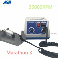 2017 NEW Original SEAYANG Dental Lab Marathon Fit 35K RPM Handpiece Polishing Micromotor Electric Motor