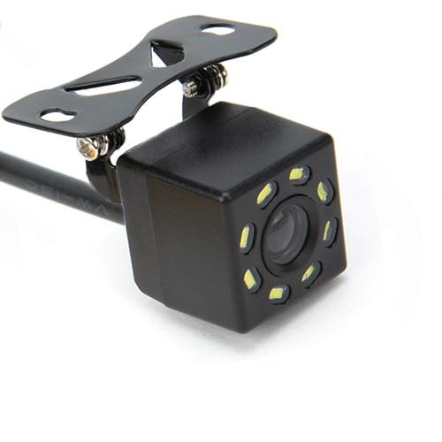 Hipppcron Автомобильная камера заднего вида 4 светодиодный монитор ночного видения заднего вида Авто парковочный монитор CCD водонепроницаемый 170 градусов HD видео - Название цвета: 103 LED