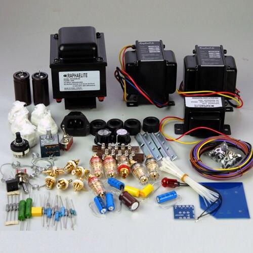 Raphaelite dpk6l 6l6 push pull hifi power tube amplifier kit for raphaelite dpk6l 6l6 push pull hifi power tube amplifier kit for audiophile diy solutioingenieria Images