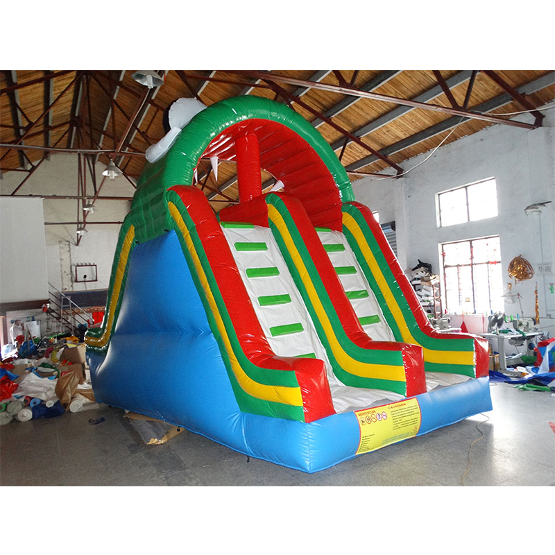Inflatable Water Slides For Sale: Inflatable Water Slide In Inflatable Slide Bouncer