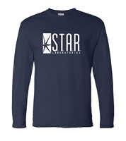 STERNE S. t. a. r. labs herren langarm T-shirts 2019 neue frühjahr baumwolle hohe qualität hip hop mann t shirt mode marke männer top tees