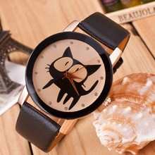 moda mujer 2019 Lovely Watch Women Fashion Casual Analog Leather Wrist Watches For Clock Laides relojes para