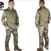 Kryptek Mandrake Emerson Gen2 kampfuniform Taktische gang hemd und hosen Army BDU Anzüge 6925MR