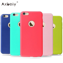 Candy Gel Silicone Phone Case iPhone 6 6s Plus 7 7 Plus 8 X