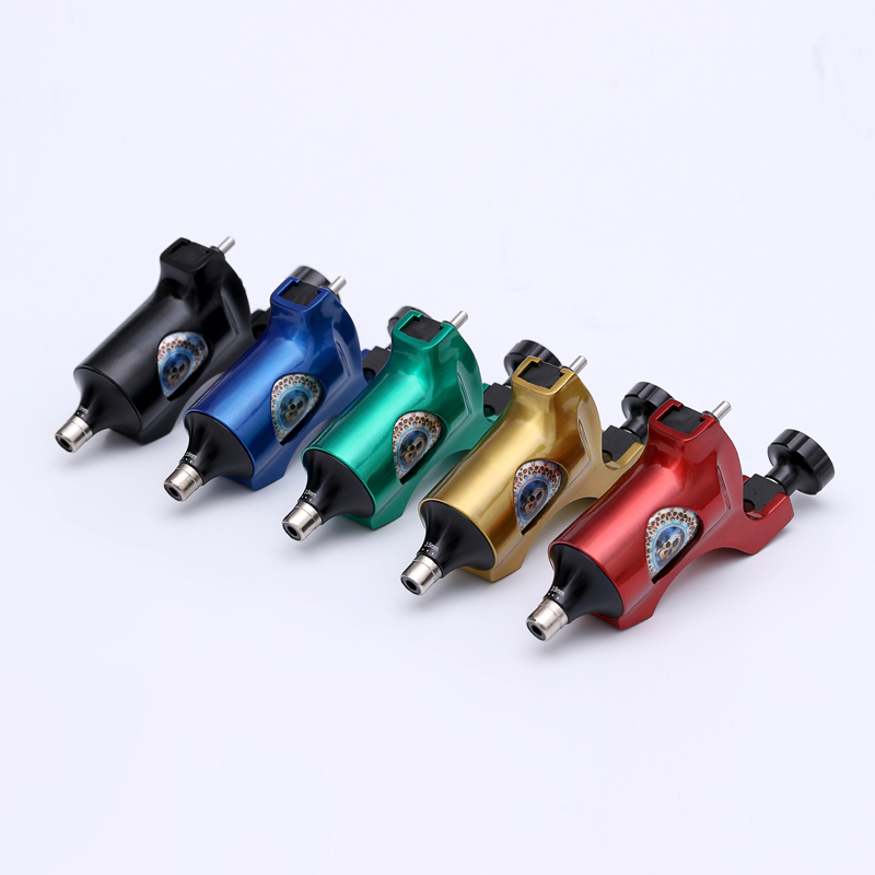цена Rotary Tattoo Machine Original New Boss Tattoo Rotary Gun Liner Shader For Tattoo Supplies Tattoo Artist